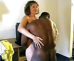 Wife at motel